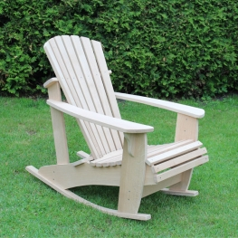 Adirondack Rocking Chair -Rocki-